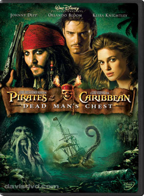 Pirates of the CariPiratas del caribe - El cofre del hombre muer