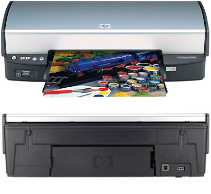 HP DeskJet 5940 Color Photo Printer
