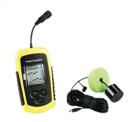Grauvell Aquasports FF1108 Portable Fishfinder