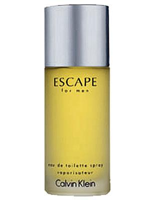 Escape For Men EDT Eau de Toilette 100 ml
