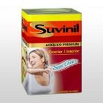 Tinta Acrílica Fosca Premium Suvinil Branco Neve 18l