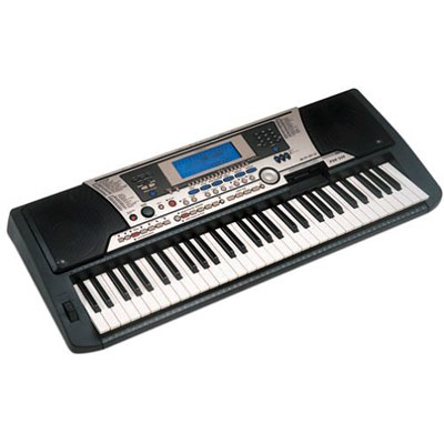 Yamaha PSR-550AD 61-Note Touch-Sensitive Portable Electronic Key