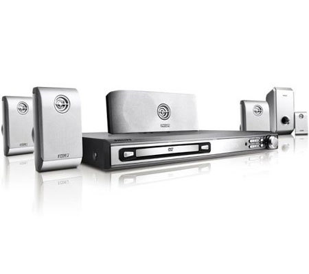 Philips HTS3410/37 DVD Home Theater System