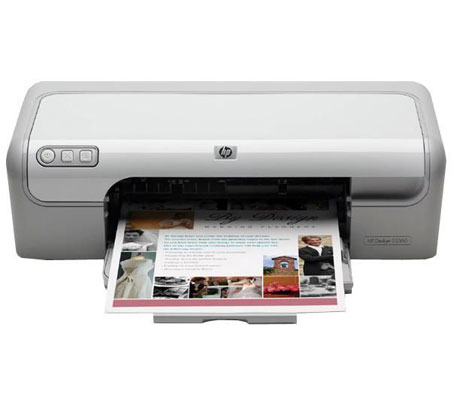 HP Deskjet D2360 Inkjet Printer